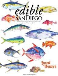 Edible San Diego #47 May-June  2018