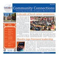 Chamber Newsletter - May 2018