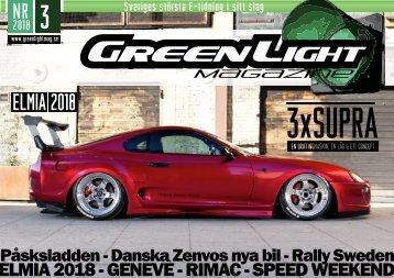 GreenLight Magazine #3 - 2018