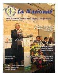 LA NACIONAL | Enero - Febrero| 2018