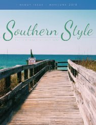Southern Style Magazine - May/June 2018