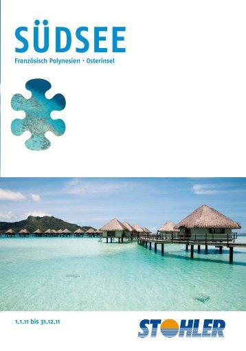 STOHLER Polynesien 2011