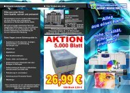 AKTION - Printmediapool