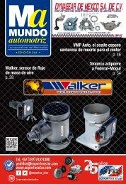 Revista Mundo Automotriz No. 266 MAYO