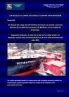 UN BUQUE DE CARGA SE ESTRELLA CONTRA UNA MANSIÓN - Nauta360 - Page 2