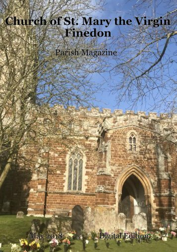 St Mary's May 2018 Magazine