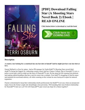 [PDF] Download Falling Star (A Shooting Stars Novel Book 2) Ebook  READ ONLINE