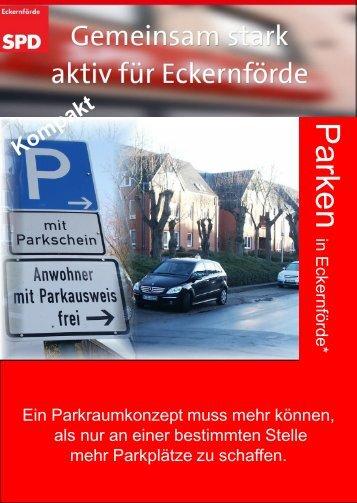 Parken in Eckernförde