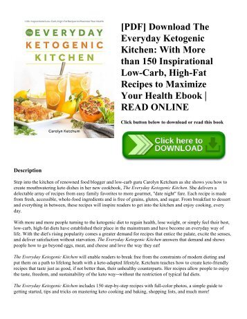 Pdf download the plantpure nation cookbook the official companion pdf download the everyday ketogenic kitchen with more than 150 inspirational low carb forumfinder Image collections