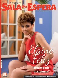 Revista Sala de Espera R. DOminicana, Nro. 52, mayo 2018