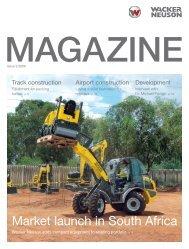 magazine - Wacker Neuson SE