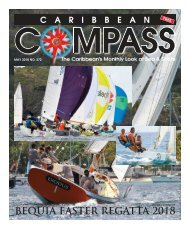 Caribbean Compass Yachting Magazine - May 2018