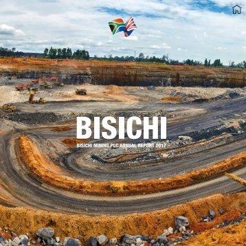 BISICHI MINING PLC ANNUAL REPORT 2017