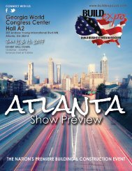 Atlanta 2017 Build Expo Show Preview Guide