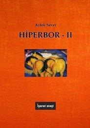 Aytek Sever - Hiperbor - II