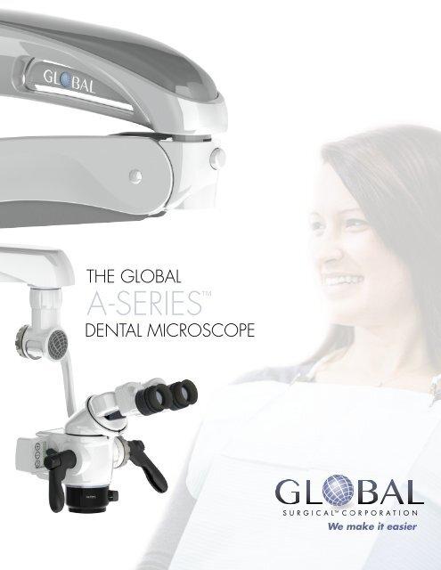 A-Series Dental Microscope Brochure