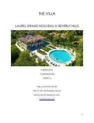 Laurel Grand Nouveau - Beverly Hills