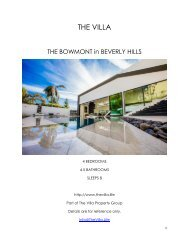 The Bowmont - Beverly Hills