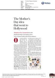 The Daily Telegraph (Saturday) 10.03.18