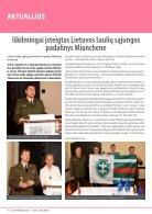 """VLB """"INFORMACIJOS"""", 2018 M. BALANDIS, NR. 4/570 - Page 4"""