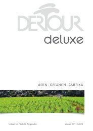DERTOUR Deluxeasienamerika Wi1112