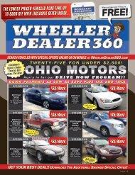 Wheeler Dealer 360 Issue 18, 2018