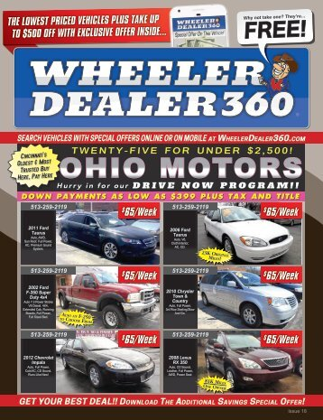 Wheeler Dealer 360 Issue 18, 2018