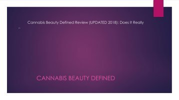 cannabis-beauty-defined