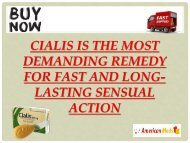 Use Cialis To Get Long-Lasting Bed Performance