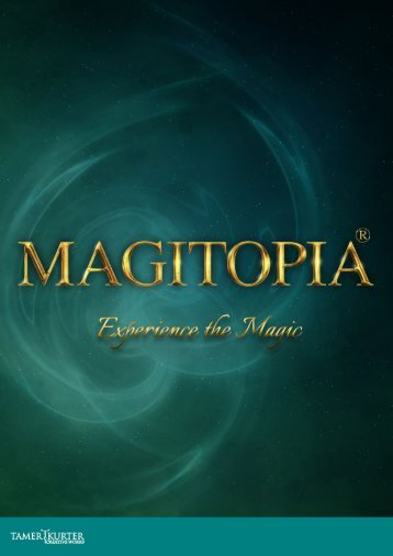 magitopia catalogue 2018