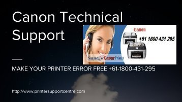 Why canon tech support number Is The Only Skill You Really Need +61 1800 431 295 Australia