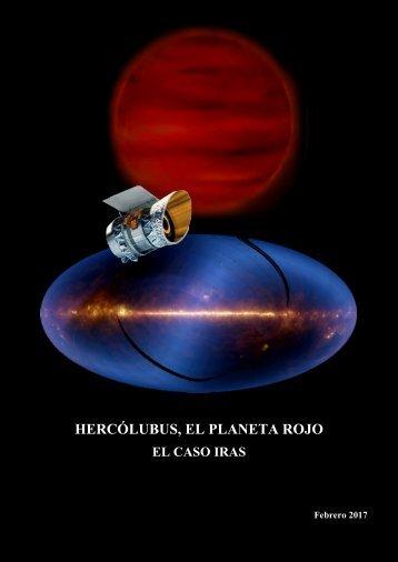 Hercólubus, el Planeta Rojo. El Caso IRAS