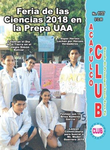 Revista Acapulco Club 1157