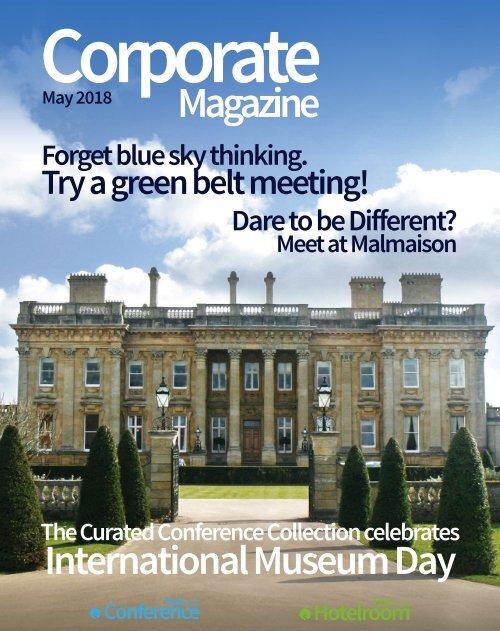 Corporate Magazine May 2018