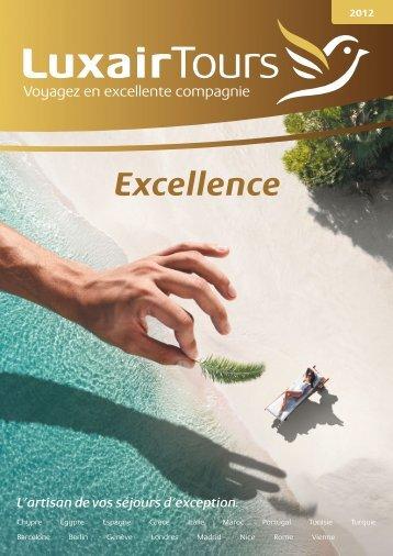 LUXAIR ExellenceFR 2012