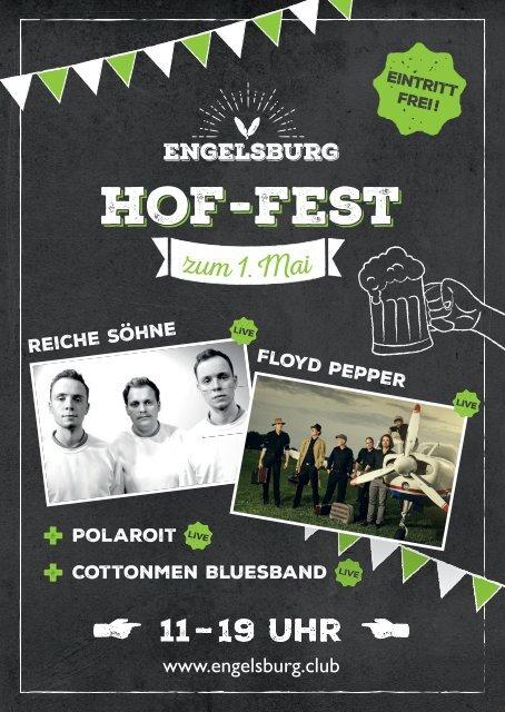 Engelsburg - Mai - Programm