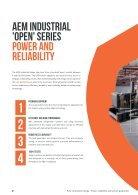 2018 - AEM Industrial Range catalogue - EN - Page 4