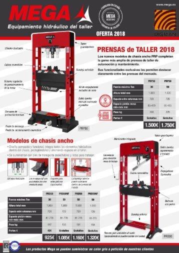 Mega_Prensas de taller