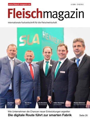 FleischMagazin 4/2018