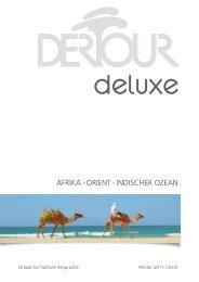 DERTOUR Deluxeafrikaorient Wi1112