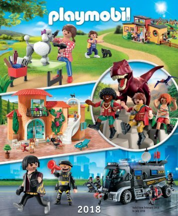 2018 Playmobil Catalogue