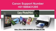 How to make your printer error free- Canon customer Service Phone Number +61 1800 431 295 Australia