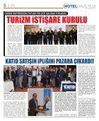HOTEL_GAZETESİ_NİSAN_14_sayi_2018 - Page 5