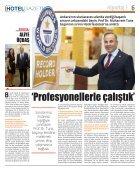 HOTEL_GAZETESİ_NİSAN_14_sayi_2018 - Page 6