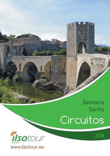 Circuitos Autocar Semana Santa 2018