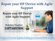 HP Support Phone Number
