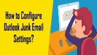 1-800-208-9523 Configure Outlook Junk Email Settings