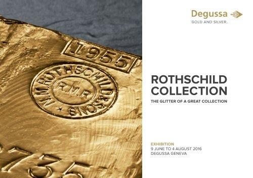 Degussa Rothschild Collection