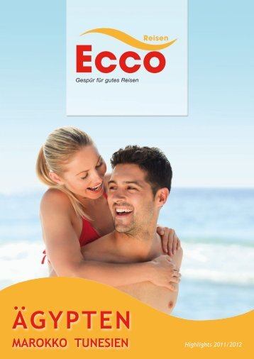 ECCO Aegypten 1112