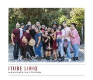Itude Liriq Photo Book